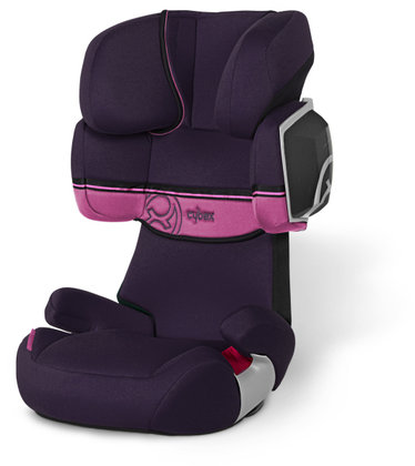 Cybex Kindersitz Solution X2 - Komfortoptik 2012 Candy Colours-pink - Großbild