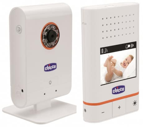 Chicco Baby Control Video Digital -  * Das Chicco Babyphone Control Video Digital ist mit einer Kamera ausgestattet und bietet Ihnen absolute Sicherheit und den Schlaf Ihres Schatzes