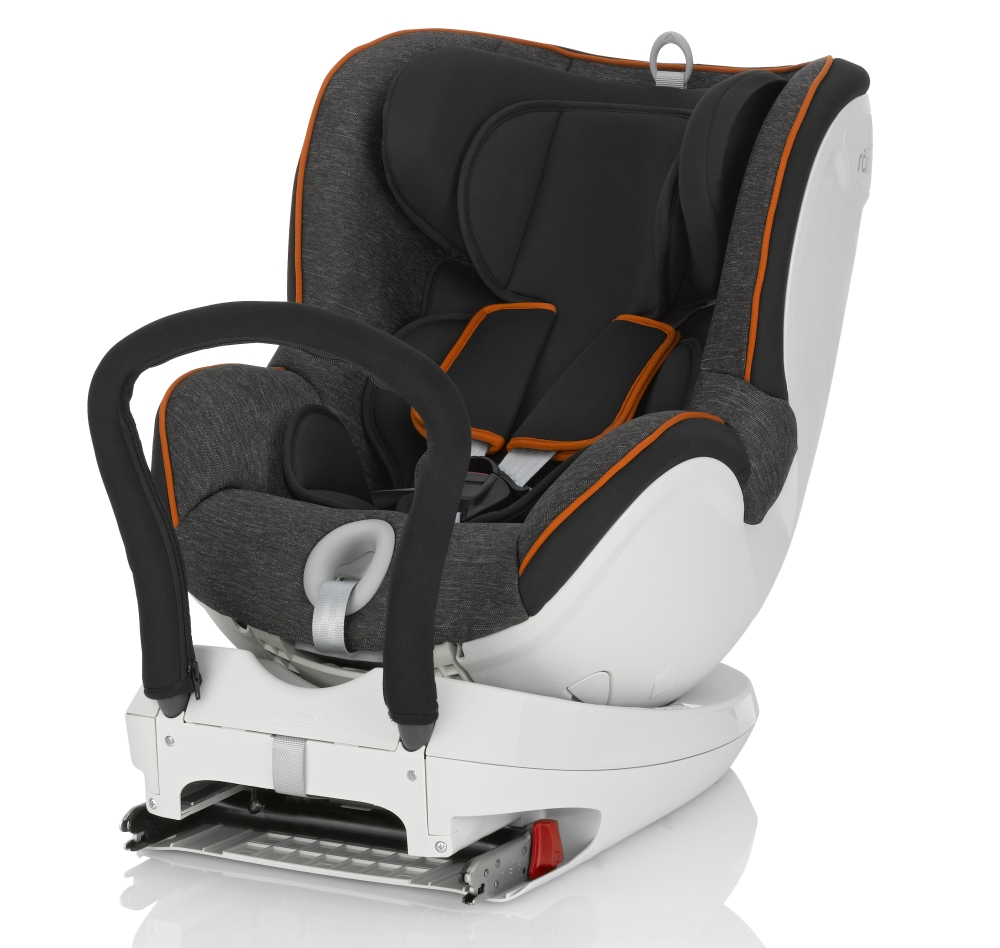 britax r mer kindersitz dualfix 2019 black marble online. Black Bedroom Furniture Sets. Home Design Ideas