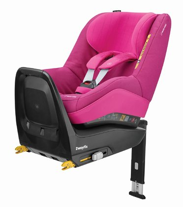 Maxi-Cosi 2 Way Pearl inkl. 2 Way Fix Frequency Pink 2018 - Großbild