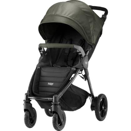 Britax B-MOTION 4 Plus inkl. Canopy Pack Olive Denim 2020 - Großbild