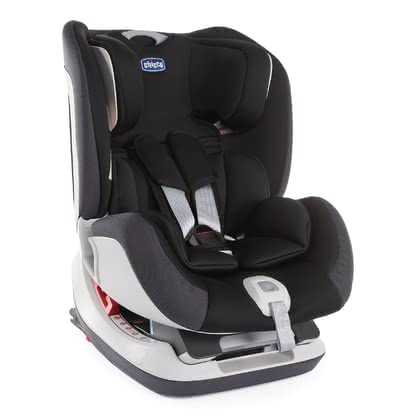 Chicco Kindersitz Seat up 0/1/2 JET BLACK 2020 - Großbild