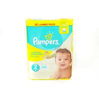 Pampers Premium Protection Windel Größe 2 Mini –New Baby- - Großbild