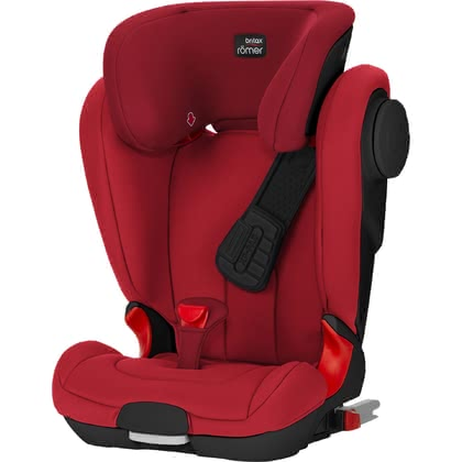 Britax Römer Kindersitz Kidfix II XP SICT- Black Series Fire Red 2019 - Großbild