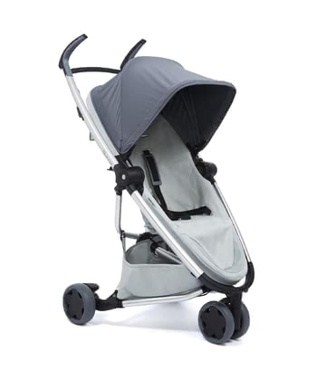 Quinny Buggy Zapp Flex Graphite on Grey - Großbild