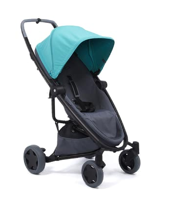 Quinny Buggy Zapp Flex Plus Green on Graphite 2020 - Großbild