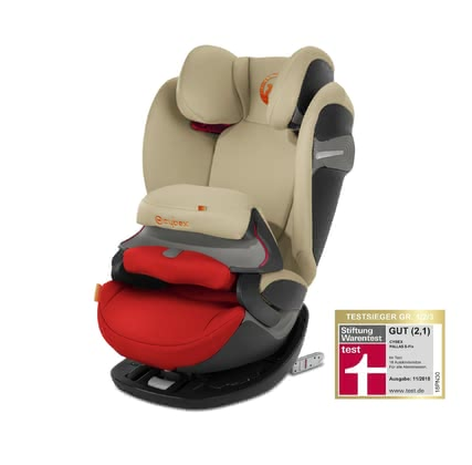 Cybex Kindersitz Pallas S-Fix