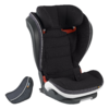 BeSafe Kindersitz iZi Flex FIX i-Size, Design: Midnight  Black Mélange