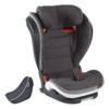 BeSafe Kindersitz iZi Flex FIX i-Size, Design: Metallic Mélange