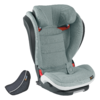 BeSafe Kindersitz iZi Flex FIX i-Size, Design: Sea Green Mélange