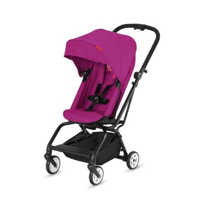 Cybex Buggy Eezy S Twist Passion Pink - purple 2018 - Großbild