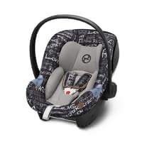 Cybex Gold Values for Life Babyschale Aton M i-Size - * Die Cybex Gold Values for Life Babyschale Aton M i-Size ist mit einem Gewicht von nur 4,2 kg ein echtes Leichtgewicht.