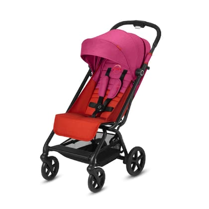 Cybex Buggy Eezy S+Plus Fancy Pink_purple 2019 - Großbild