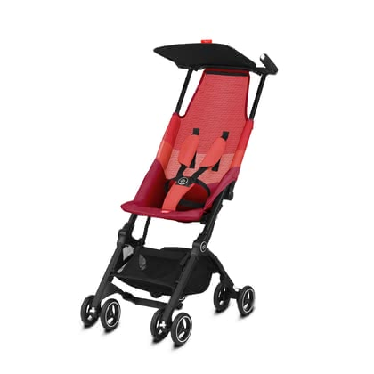 gb by Cybex Buggy Pockit Air All Terrain Rose Red_red 2019 - Großbild