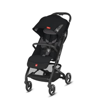 gb by Cybex Buggy Qbit+ All-City Velvet Black_black 2021 - Großbild