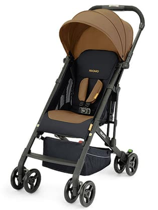 Recaro Buggy Easylife 2 Select Sweet Curry 2021 - Großbild