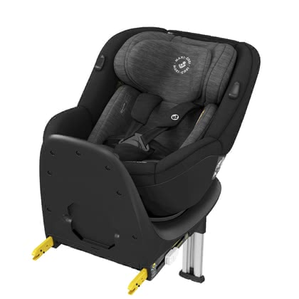 Maxi-Cosi Kindersitz Mica i-Size Authentic Black 2020 - Großbild