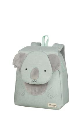 Samsonite Happy Sammies – Kinderrucksack Koala Kody - ✓ trendiges 3D-Design ✓ für Kinder ab 2 Jahre ✓ strapazierfähig ✓ verstellbare Schultergurte ✓ weiche Polsterung ✓ Brustgurt ✓ Namensschild